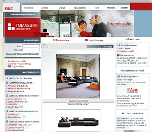 Tomassini arredamenti terni by umbria online for Tomassini mobili