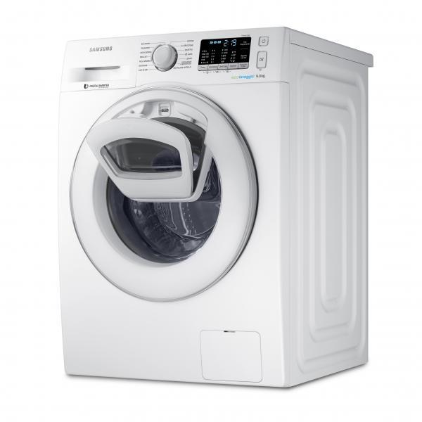 Samsung WW90K5410WW: una lavatrice per i più distratti