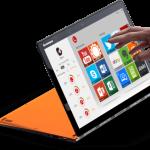 Lenovo Yoga 3 Pro, portatile e convertibile - La recensione