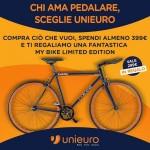 Spendi 399 euro, la My Bike è in regalo